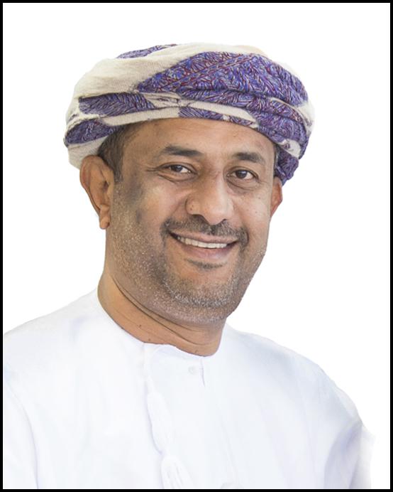 Rashid  Mohammed Al Ghailani - CEO