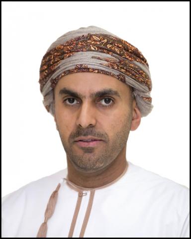 Aimen Ahmed Sultan Al Hosni - Chairman
